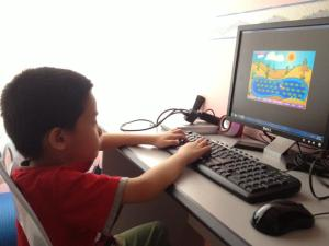 Typing Tutor Huzaifah