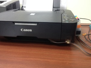 Printer Canon Pixma MP237 / MP287